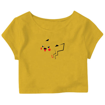 Pika Crop Top
