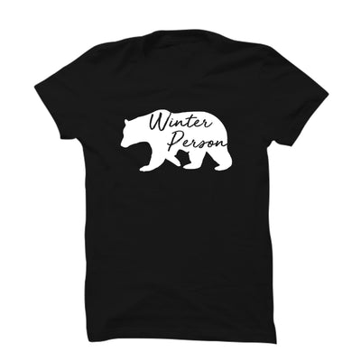 Winter Person T-Shirt