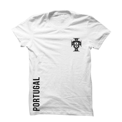 Portugal (Black) T-Shirt