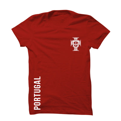 Portugal (White) T-Shirt