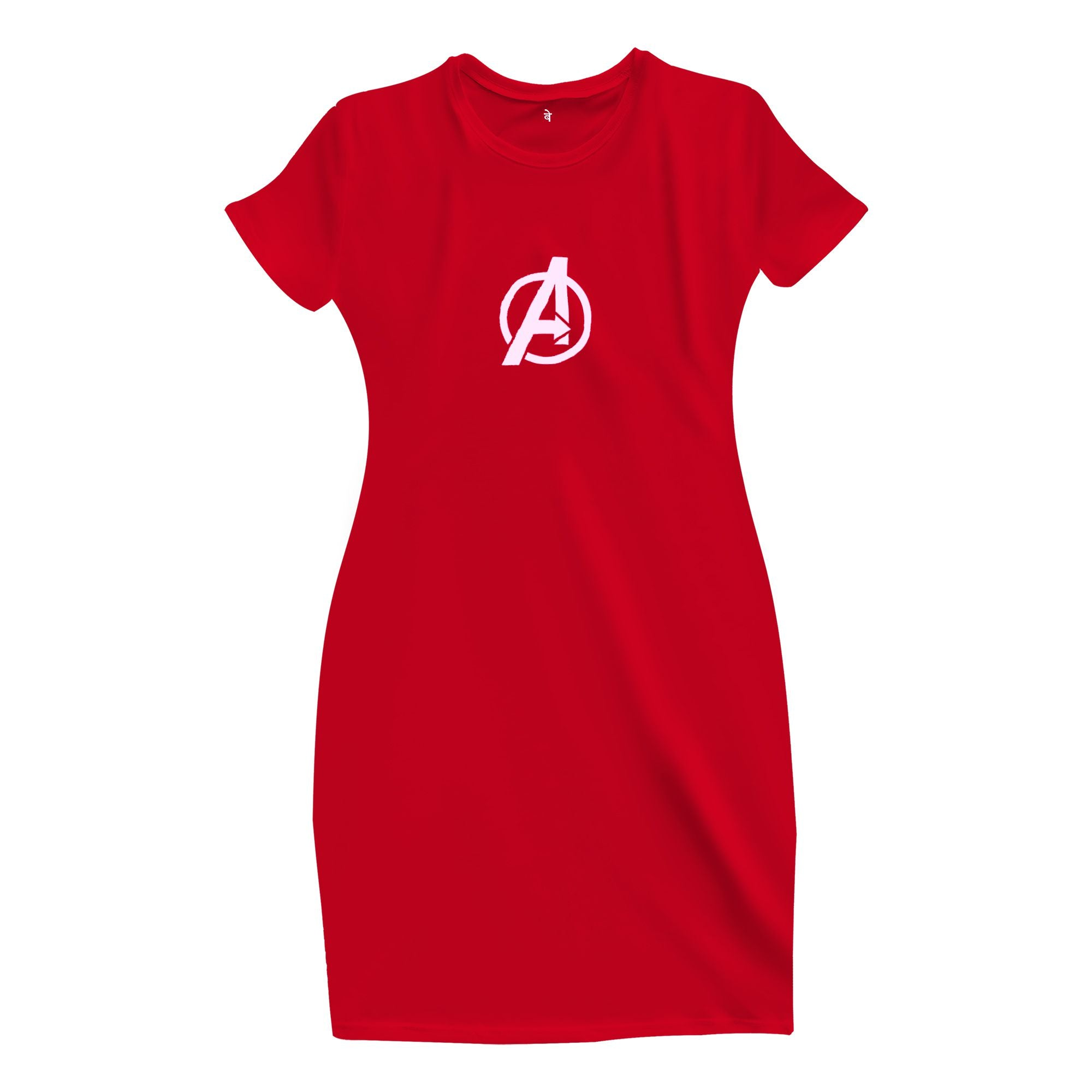 Avenger T-Shirt Dress
