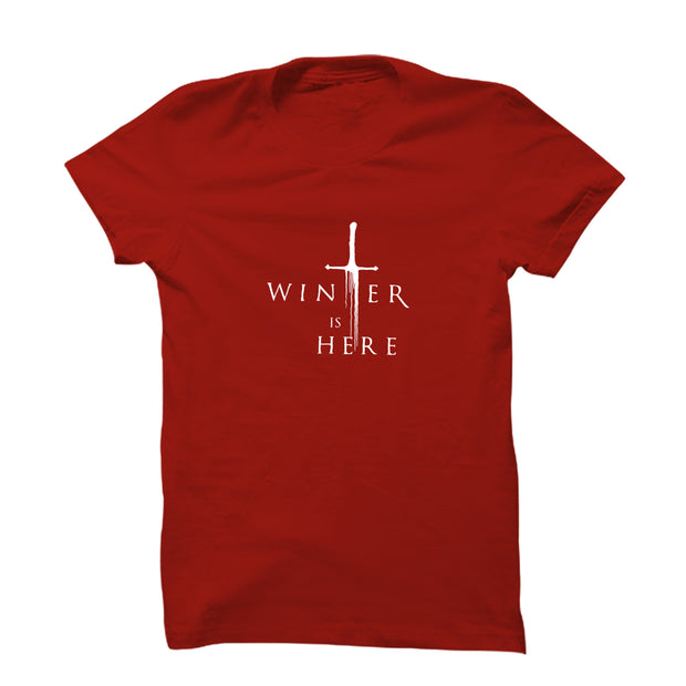 GOT: Winter Is Here T-Shirt