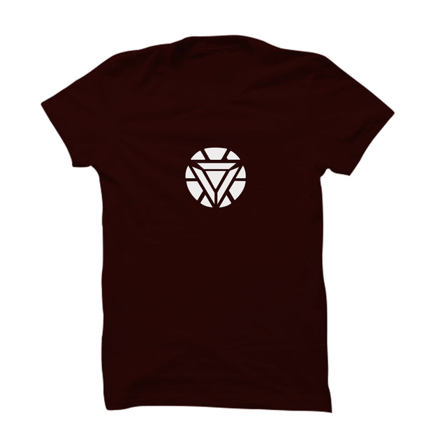 Iron Man Heart T-Shirt