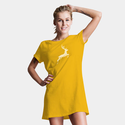 Run For Your Life  T-Shirt Dress