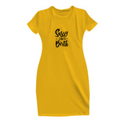 Sassy Since Birth T-Shirt Dress