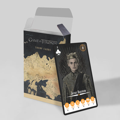 Game of Thrones Trump Cards