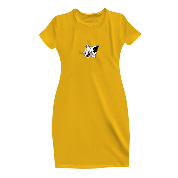 Tom & Jerry T-Shirt Dress