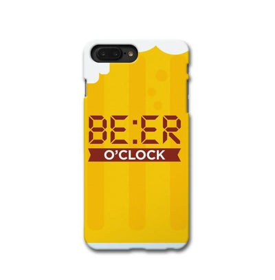 Beer O' Clock Apple iPhone 8 Plus Case