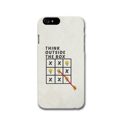 Think Outside the Box Apple iPhone 8 Case
