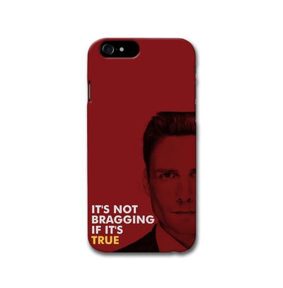 It's Not bragging if its true Apple iPhone 8 Case