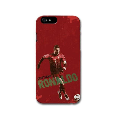 Cristiano Ronaldo Apple iPhone 8 Case