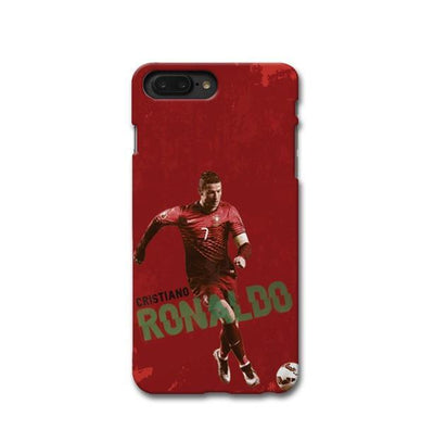 Cristiano Ronaldo Apple iPhone 8 Plus Case