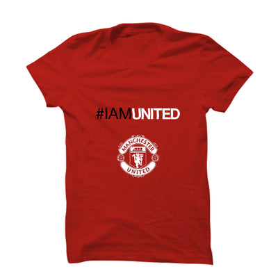 I am United T-Shirt