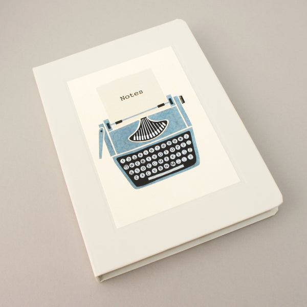 Large Typewriter Notebook (Factory Seconds)