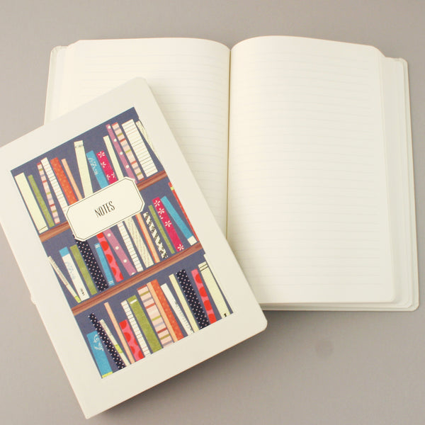 Large Books Notebook (Factory Seconds)