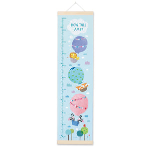 MBHC3071 - Balloons Height Chart