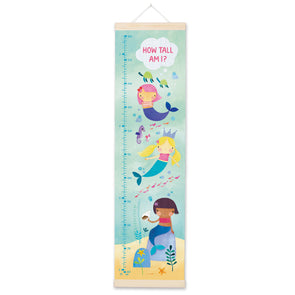 MBHC3175 - Mermaid Height Chart