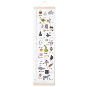 MBHC3254 - Alphabet Height Chart