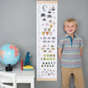MBHC3513 - Numbers Height Chart