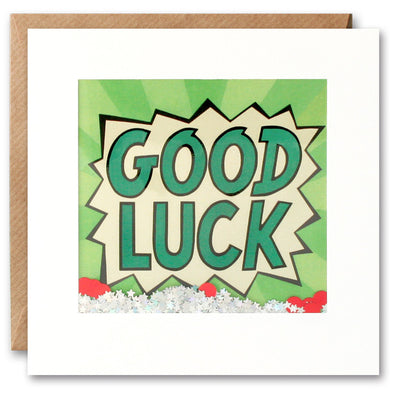PK2652 - Good Luck Kapow Shakies Card