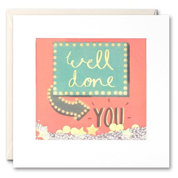 PS2299 - Well Done You Shakies Card