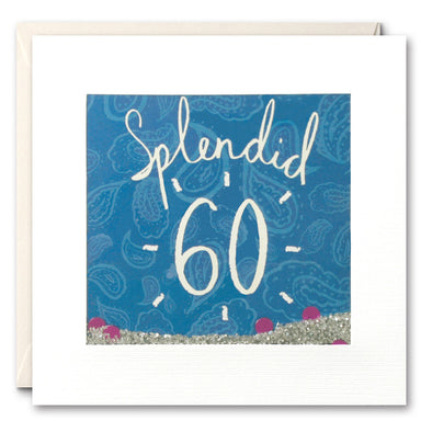PS2372 - Splendid 60 Shakies Card
