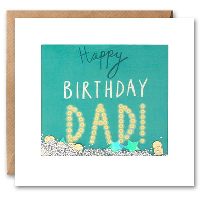 PS2418 - Dad Shakies Card