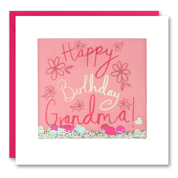 PS2419 - Grandma Shakies Card