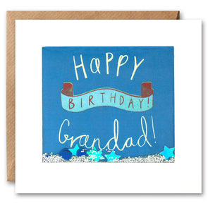 PS2425 - Grandad Shakies Card