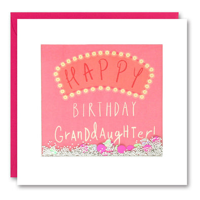 PS2426 - Granddaughter Shakies Card