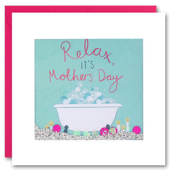 PS2494 - Mother's Day Bath Shakies Card