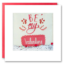 PS2617 - Be My Valentine Shakies Card