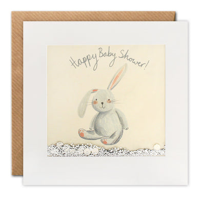 PS2690 - Baby Shower Shakies Card
