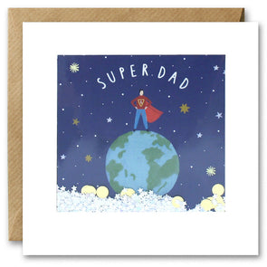 PT2849 - Super Dad Shakies Card