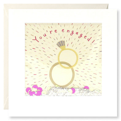 PT2892 - Engagement Rings Shakies Card