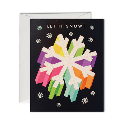 R2948 - Let it Snow Yay Mini pk of 5 Cards