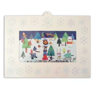 RA2975 - Animal Forest Shakies Advent Calendar