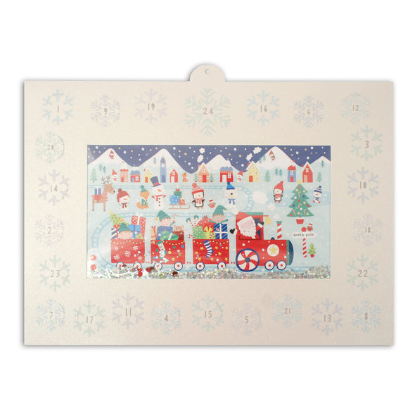 RA2978 - Train Shakies Advent Calendar
