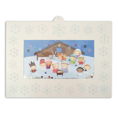 RA2982 - Nativity Shakies Advent Calendar