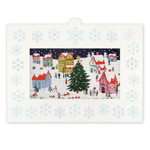 RA3136 - Christmas Village Shakies Advent Calendar