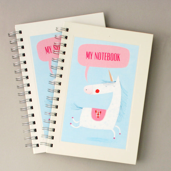 Unicorn Notebook (Factory Seconds)