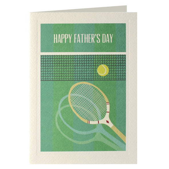 UF2384 - Tennis Father's Day Card