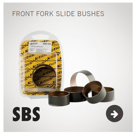 Front Fork Slide Bushes - SBS