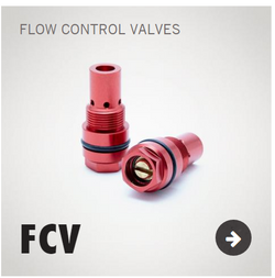 FCV Flow Control Values - KTM