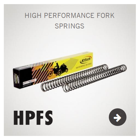 High Performance Fork Springs - HPFS
