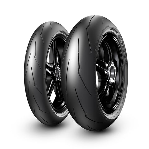 Pirelli Diablo Supercorsa SP (DOT) - Rear