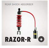 Razor-R Rear Shock - HONDA