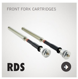 RDS Fork Cartridges - KTM