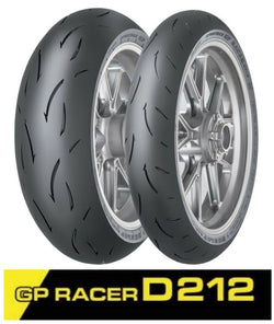 Dunlop D212 GP RACER - Rear