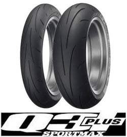 Dunlop Sportmax Q3 PLUS - Rear